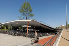 Stadsbalkon, Groningen by KCAP  5000 places