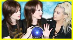 Let's talk with Psychic twins