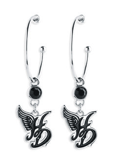 97718_13VW_WH  Hoop Earrings. Remember your lady, she looks good you look good, sorry!