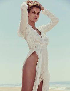 Vogue Mexico June 2017 Edita Vilkeviciute by Chris Colls