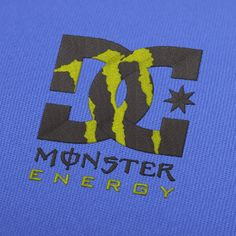 DC Monster Energy Logo.  for instant download.  #EmbroideryDesign, #EmbroideryDownload, #EmbroideryMachine, #Embroiderylogos, #EmbroideryCarLogo, #EmbroideryMotor, #EmbroideryAutomobile