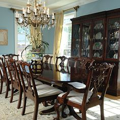 Dining Room Decorating Color Ideas how to mix different wood types & tones | woods, room and brighten