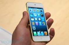 5th-generation iPod touch hands-on! -- Engadget