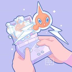 . #rotom #pokemonart #pokemonfanart #artoftheday #gameboy #gameboylife #gameboyadvance #gameboyadvancesp #nintendolife Pokemon Memes, Pokemon Fan Art, Cute Pokemon, Ghost Pokemon, Kawaii Drawings, Cute Drawings, Cute Art Styles, Kawaii Art, Cute Illustration