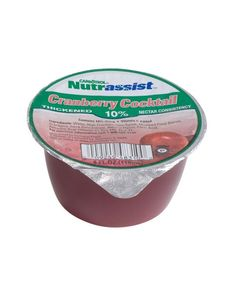 Tangy and sweet, with a refreshing tartness, Nutrassist 4oz 10% #Cranberry Cocktail Juice #ThickenedBeverage - Nectar is ideal for #care-giving needs or dietary restrictions and needs no refrigeration until opening. This smaller size comes in a case of 48 – 4oz single-serving, portion control cups and needs no refrigeration until opening. Nectar-thick liquids are easily pourable and are slightly less thick than honey-consistency. Cocktail Juice, Cranberry Cocktail, Nectar Thick Liquids, Portion Control, Consistency, Beverages, Cups, Cocktails, Honey