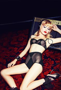 Collection Lingerie Automne-Hiver 2015