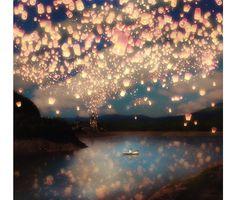 Wish Lanterns for Love