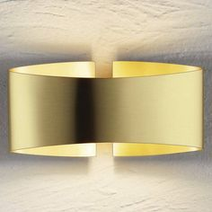 Voila Wall Sconce by Holtkoetter at Lumens.com