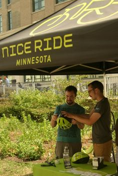 Midtown Greenway celebrates cycling in Minneapolis