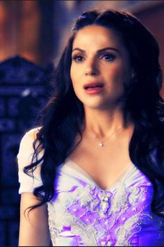 Awesome young Evil Queen Regina (Lana) Once S2
