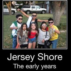 Jersey Shore!