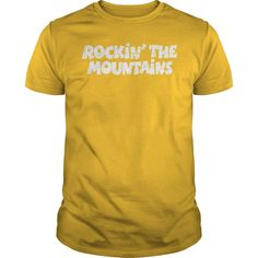 Rockin' the Mountains Vintage White T-Shirt #gift #ideas #Popular #Everything #Videos #Shop #Animals #pets #Architecture #Art #Cars #motorcycles #Celebrities #DIY #crafts #Design #Education #Entertainment #Food #drink #Gardening #Geek #Hair #beauty #Health #fitness #History #Holidays #events #Home decor #Humor #Illustrations #posters #Kids #parenting #Men #Outdoors #Photography #Products #Quotes #Science #nature #Sports #Tattoos #Technology #Travel #Weddings #Women