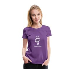 Keep Calm and Ride On - Ladies Frauen Premium T-Shirt Sweat Shirt, T Shirt Sport, T Shirt Designs, Cartoon T Shirts, Funny Shirts, Viscose Fabric, Unisex, Green Shorts, Pullover