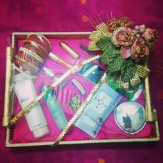 #trousseaupacking#makeupkit#bridal#weddingseason#gifts facebook.com/1stchoicegift Trousseau Packing, Money Envelopes, Wedding News, Wedding Decorations, Gift Wrapping, Fancy, Facebook, Bridal, Gifts