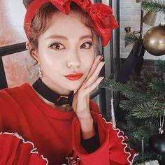 "Polubienia: 610, komentarze: 13 – 헤이즐 Heizle (@heizlemakeup) na Instagramie: ""_ 야심작! Christmas party makeup coming soon (maybe next wednesday) . #heizle #makeup #heizlemakeup…"""
