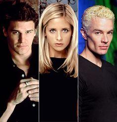 Angel, Buffy & Spike