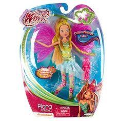 Winx Flora Sirenix