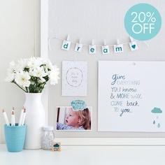 Vision Board   Interest   Family Essentials   Shop   kikki.K Stationery & Gifts