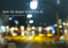 "GOLD: Mercedes-Benz Ceská Republica By BBDO Germany Düsseldorf, Germany (Won Two Gold Lions ""Billboards & Street Furniture"" and ""Posters"")"