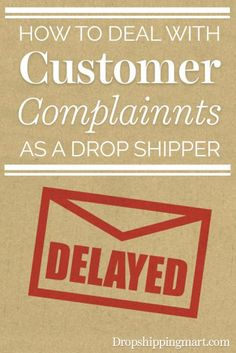 Drop shipping business may arguably be one of the best ecommerce business models ever conceived, talk about its huge profit potential, the little amount of startup capital required and the advantage of having to keep no goods in stock, it might as well be every entrepreneur's dream.