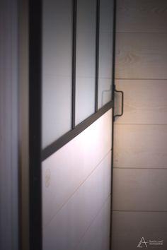 Placard aux portes coulissantes d coratives portes placard pinterest po - Fabrication porte coulissante placard ...