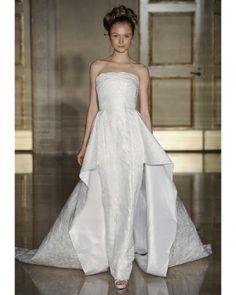 {Douglas Hannant wedding gown}