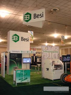 BESI060 20×20 Trade Show Booth Rental find more on xibitmax.com or xibitrents.com #tradeshow #tradeshowbooth