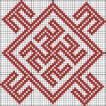 Обережная вышивка славян схемы символов ::: БЕЗ КАТЕГОРИИ » без категории / фото 27096091 600 x 600 io.ua
