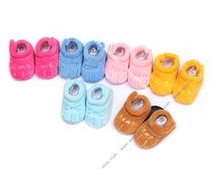 Warm Coral Fleece Shoes Newborn Toddler Prewalker Indoor Booty #eozy