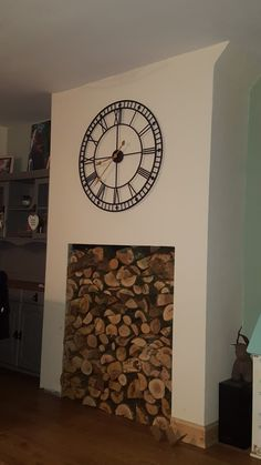 Log store Log Store, Firewood, Crafts, Home Decor, Wood Store, Woodburning, Manualidades, Decoration Home, Room Decor
