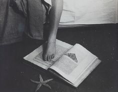 """Man Ray, Film Still from """"L'étoile de mer"""", 1928 """"Man Ray: The Mysteries of Château du Dé"""" will be on view at San Francisco through February Man Ray, Modernist Writers, Piero Manzoni, Alberto Burri, Mystery, Ray Film, Wooden Coat Hangers, Avant Garde Artists, San Francisco"""
