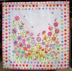 Add this border to a quilt called Name Wall Hanging by Casey York, a free project on Windham Fabrics .com