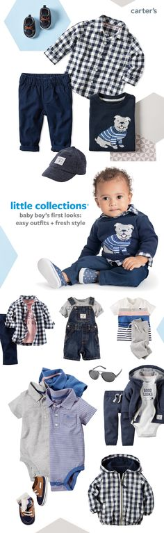 Supercute style starts here! We make it easy with made-to-match sets. Classic gingham + cute little bulldogs for wear-now style.