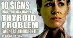 10 Signs You Have A Thyroid Problem (& 10 Ways To Fix It)