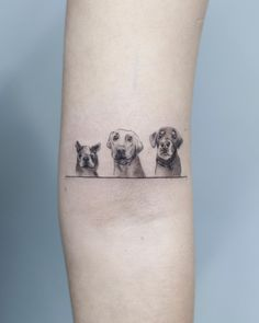Small Dogs Tattoo by Madalina Tattoo Artist done at CACTUS INK Bucharest. Small French Bulldog, Small Dog Tattoos, Pixie, Cactus Tattoo, Bucharest, Small Dogs, Tattoo Artists, Illustration, Ink