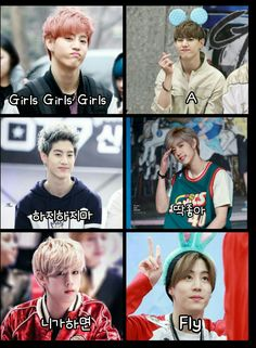 Got7- loving them in all of their concepts♡mark