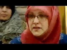 Canadian Jewish Convert to Islam. From Sandra to Salma.