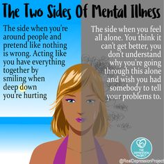 Official website of The Depression Project: The internet's fastest growing mental health initiative. Mental And Emotional Health, Mental Health Quotes, Mental Health Matters, Fear Of Relationships, Understanding Depression, Mental Illness Awareness, Depression Treatment, Mental Disorders, Ms Gs