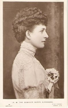 Queen Alexandra of the United Kingdom