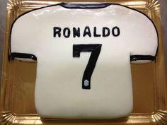 Tarta de Real Madrid