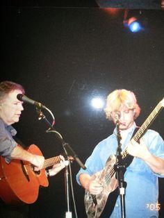 Mike Gordon & Leo Kottke Music Mill, Indy 2005
