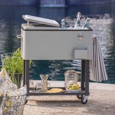 31 Best cooler cart images in 2018 | Wood cooler, Cooler cart