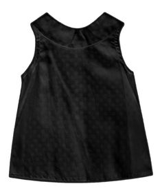 Look at this Max & Dora Black Emma Top - Toddler & Girls on #zulily today!