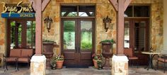 Texas Hill Country Home Elevations | Design.Build