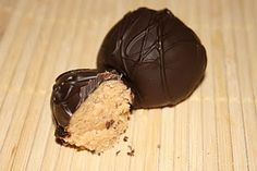 Peanut Butter Bon-Bons...Grammy Ruth has these perfected!!! :)
