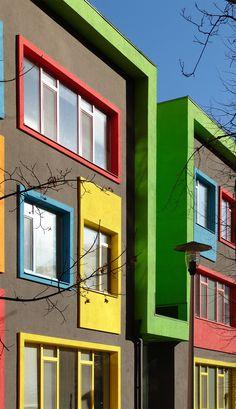 """Comfort Town"" kindergarten. Concept adaptation. Kyiv, Ukraine."