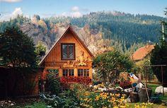 Wooden holiday homes in Podbiel - Slovakia