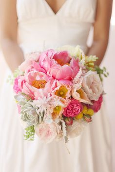 one of my favorite bouquets.