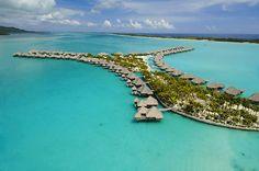 St. Regis Resort Bora Bora- Honeymoon? Yes Please!
