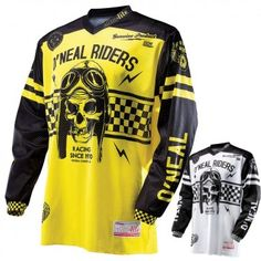 2015 O'neal Ultra Lite LE '70 Youth Mx Dirt Bike Off-Road Quad Motocross Jersey